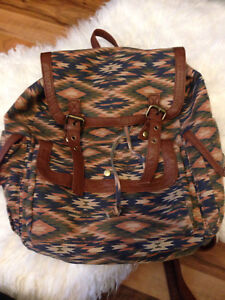 SELLING • Aztec Backpack