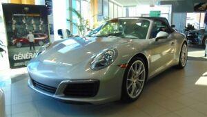 2017 Porsche 911 Carrera S W/PDK ** Seulement 1300 km**