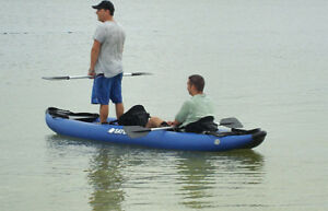 SATURN INFLATABLE 13' Saturn Expedition Kayak- ON SALE NOW!