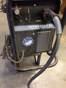 Thermal Dynamics Cutmaster 51 plasma cutter good shape $1650