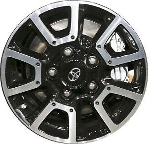 """WTB: 2014+ Tundra TRD 18"""" wheels (as seen in picture)."""