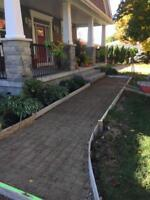 Residential concrete services!