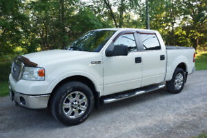 2007 Ford F-150 Lariat Pickup Truck 4x4, Tow Pkg - Certified