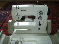 Bernina 801 Matic Electronic Sewing Machine. Excellent condition.
