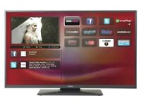 "Hitachi 42"" LED smart tv built in HD freeview USB media player full hd 1080p."