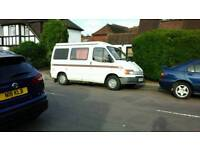 VW Camper in disguise. Ford P100 autosleeper be quick!