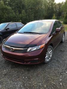 2012 Honda Civic EX Autre