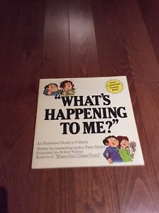 Kids Educational Books (Body, Facts about life, Babies, Puberty)