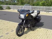 BMW K100 LT Motorcycle