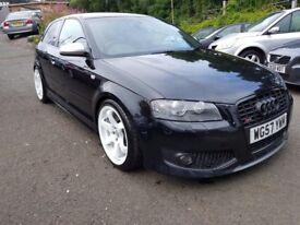 Audi S3 (black) 2008