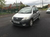 2005 CITROEN C3 XTR 1.4 HDI 5DR **FULL MOT + DRIVES VERY GOOD + GREAT FAMILY CAR + BARGAIN**