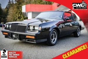 Buick Regal Grand National  1986