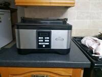 Sousvide/slow cooker