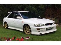 2000/W Subaru Impreza WRX STI Version 6 Wagon Fresh Import