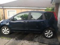 Nissan Note 1.4 57 Plate Low Mileage