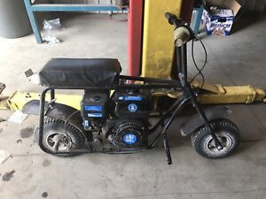 6.5 hp Mini Bike