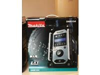 Dab site radio Makita