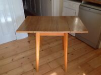 Small drop-leaf dining table for sale