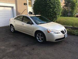 2008 Pontiac G6, 4cyl, Automatic, One Owner