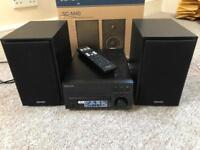 Denon - M40DAB Stereo System - Receipted / 18 months warranty