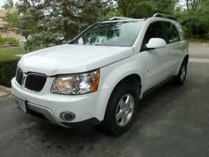 2009 Pontiac Torrent SUV,  Great condition !