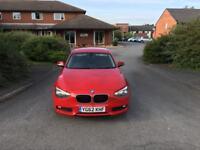 BMW 1 Series Diesel Service History