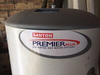 Santon Premier Plus Unvented Hot Water Cylinder