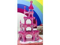 Girls princess castle