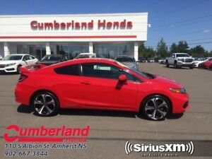 2014 Honda Civic Coupe Si  - Navigation -  Bluetooth
