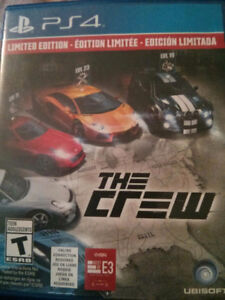 The crew:limited edition
