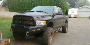 2003 dodge 2500 cummims 6 speed
