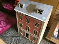 DOLLS HOUSE IN NEED OF SOME TLC