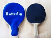 Table Tennis bat - schildkrot - great condition