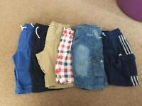 Boys Shorts Bundle Age 13 ish!
