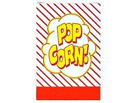 Brand New Popcorn Maker Machine 8Oz with Scoop & 100Bags