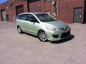 2008 Mazda MAZDA5 6 PLACES / MAGS / A/C /CRUSE+GROUPE ELEC