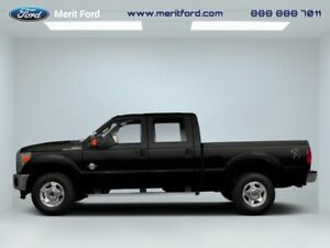 2013 Ford F-350 Super Duty PLATINUM  - Navigation -  Leather Sea