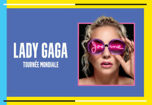 Lady Gaga - Montréal - Centre Bell - September 4th - 4 Septembre