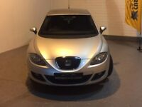 Seat Leon 1.9 2007, Full m.o.t and extendable Warranty