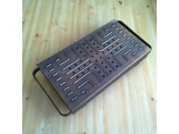Swiss-made TEALIGHT PLATE-WARMER in excellent condition