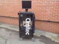 Ometec Exhaust Gas Analyser and Diesel Smoke Meter