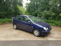 Volkswagen Polo 1.2, New Clutch