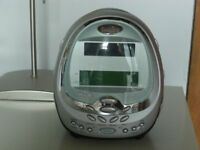 Goodman DAB Digital Clock Radio