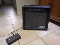 Crate GFX-65 guitar amplifier 65 watts