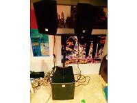 HK Audio Lucas Impact 1200w PA System