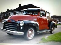 GMC Pickup truck 1950 classic LPG American
