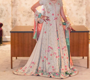 Pakistani/ Indian wedding dress