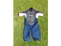 Men's O'Neil Short Wet Suit - Medium