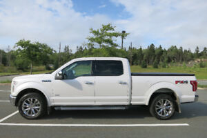 2016 Ford F-150 Lariat Pickup Truck Lease takeover