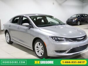 2016 Chrysler 200 Limited A/C GR ELECT MAGS BLUETOOTH
